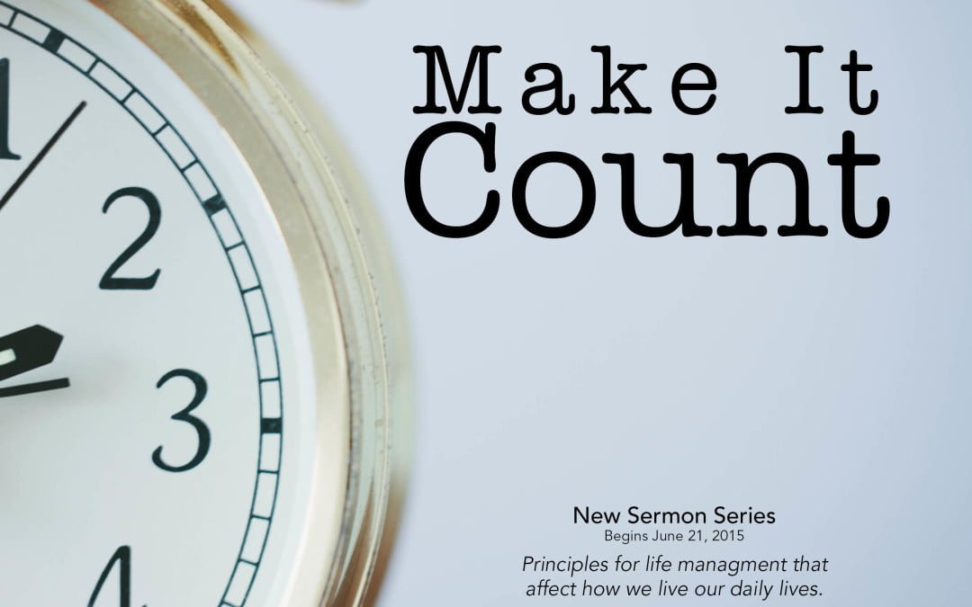 Make It Count: Life Outside the Comfort Zone