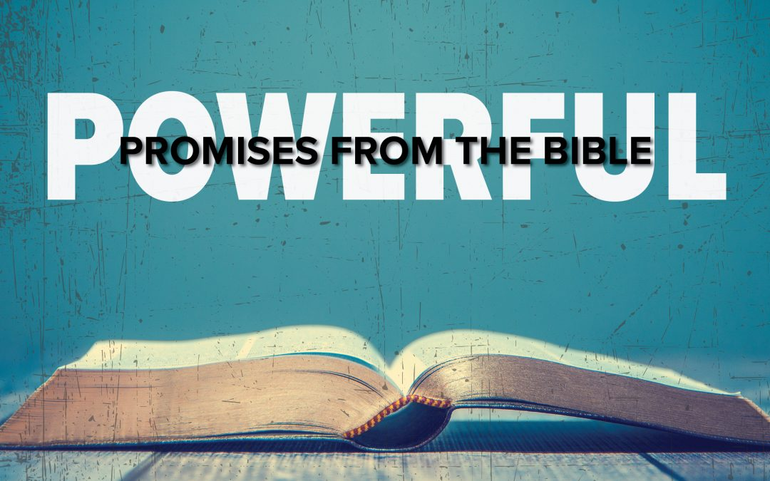 God's Promise: Jesus Has Overcome!